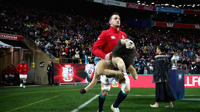 Sam Warburton has been sidelined since leading the Lions to a series draw against the All Blacks