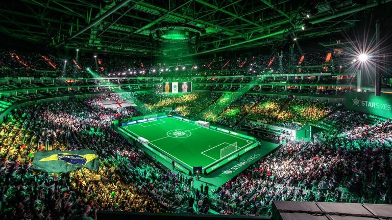 The Star Sixes tournament starts at the O2 in London on Thursday and concludes on Sunday