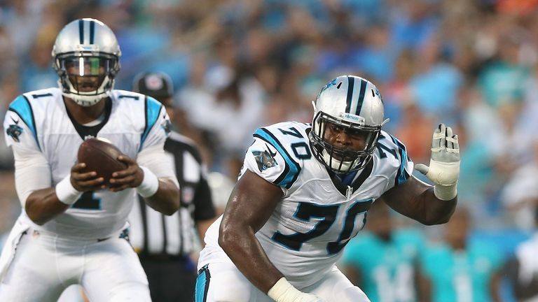 Panthers sign Trai Turner to four-year extension