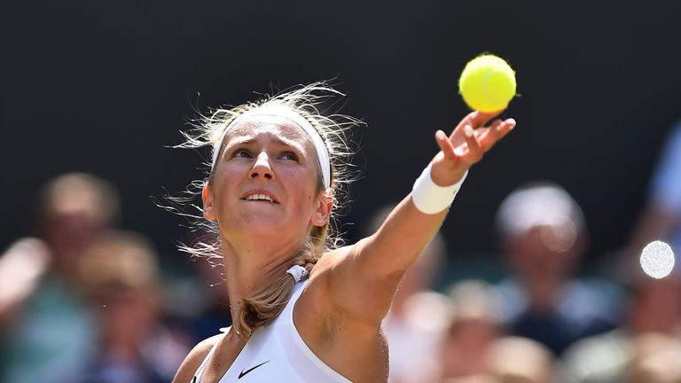 Two-time champ Azarenka gets Australian Open wild card