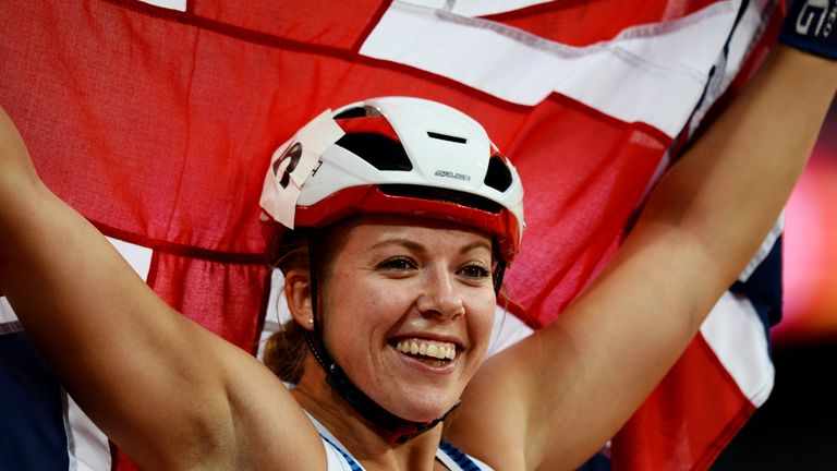 Hannah Cockroft is unbeaten at Paralympic, world and European level for six years