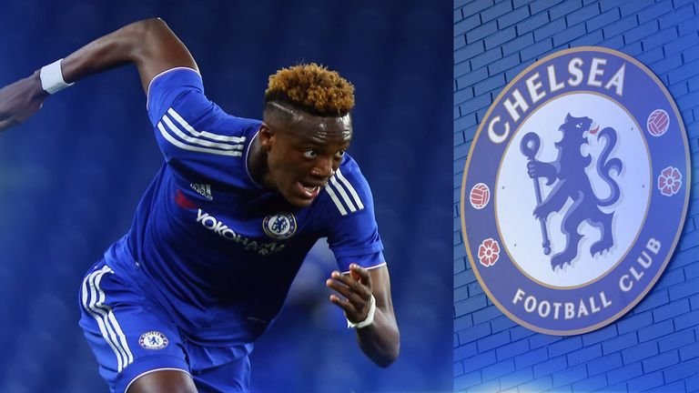 Chelsea's Tammy Abraham joins Swansea on loan and signs new contract