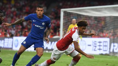 Kenedy has been sent back to England from Chelsea's pre-season tour