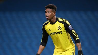 Jamal Blackman has joined Sheffield United on a season-long loan