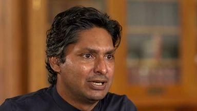 Kumar Sangakkara discusses his life and career with Michael Atherton