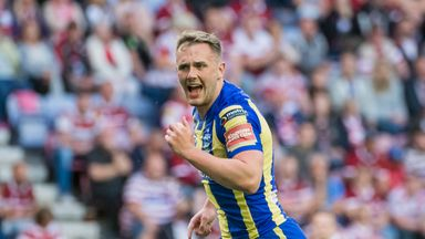 Warrington forward Ben Currie is ready to play anywhere for England at the World Cup