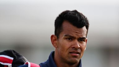 Shiv Thakor has been sacked by Derbyshire