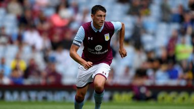 Tommy Elphick joined Aston Villa from Bournemouth last summer