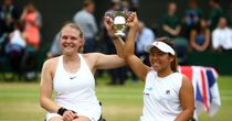 Whiley won Wimbledon while pregnant