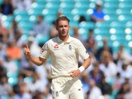 Stuart Broad is looking ahead to Thursday's first day-night Test.