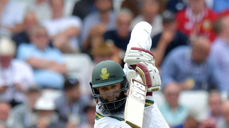 Hashim Amla - Test cricket