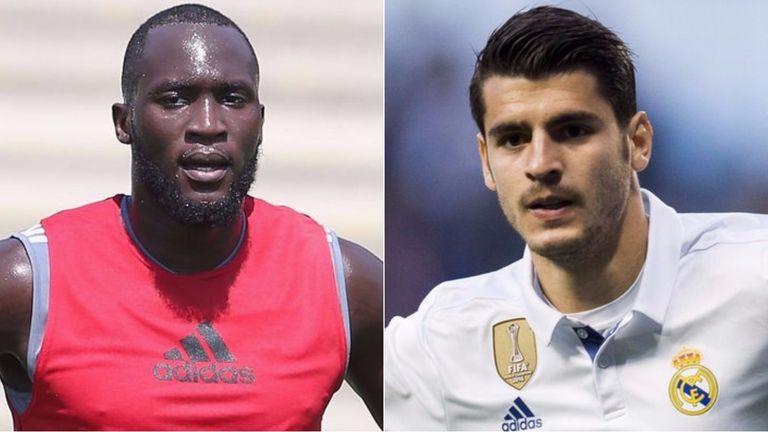 Who represents the better value... Romelu Lukaku or Alvaro Morata?