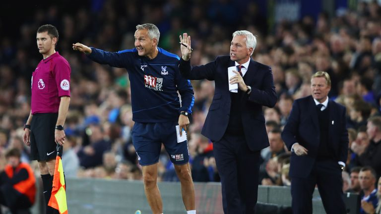 Pardew, voted Premier League Manager of the Season in 2012, left his most recent post at Crystal Palace in December