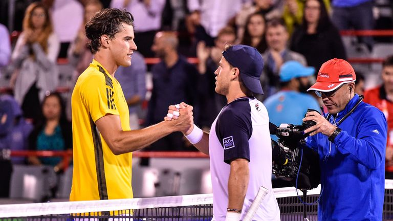Montreal Masters round-up: Roger Federer to face Robin Haase in semi-final
