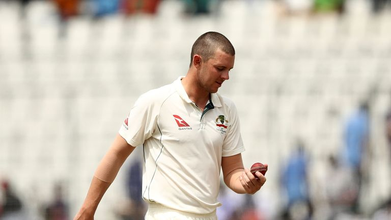 Josh Hazlewood picked up the injury during the first Test against Bangladesh