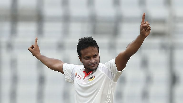 Bangladesh cricketer Shakib Al Hasan seeks six-month break from Tests