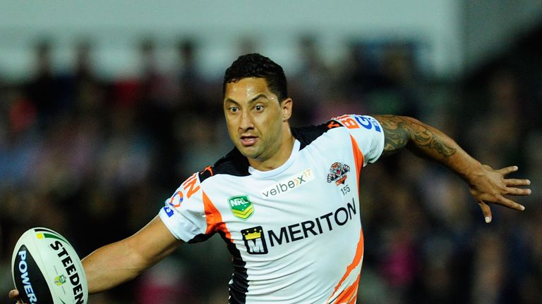 Benji Marshall will return to his former club the Tigers on a one-year deal