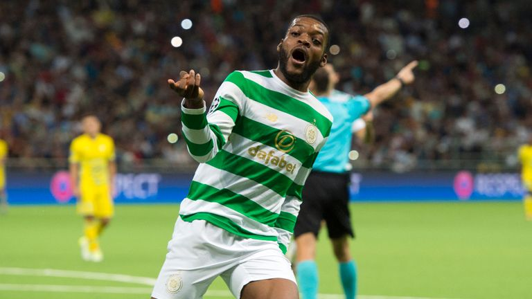 Patrick Twumasi hits brace but Astana eliminated by prolific Celtic — UEFA play-offs