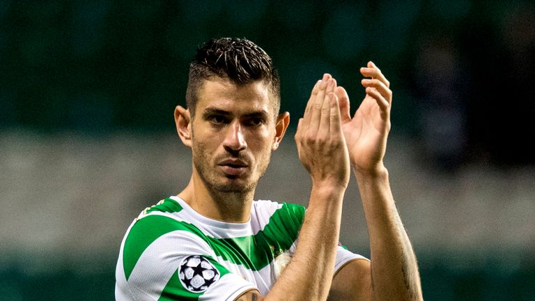 Nir Bitton has deputised at the centre of Celtic's defence in recent weeks