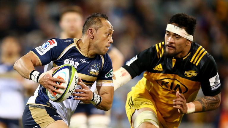 Christian Lealiifano will make his Ulster debut against the Cheetahs