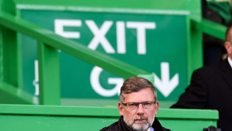 Levein will combine his role as a member of the Hearts board with the management job