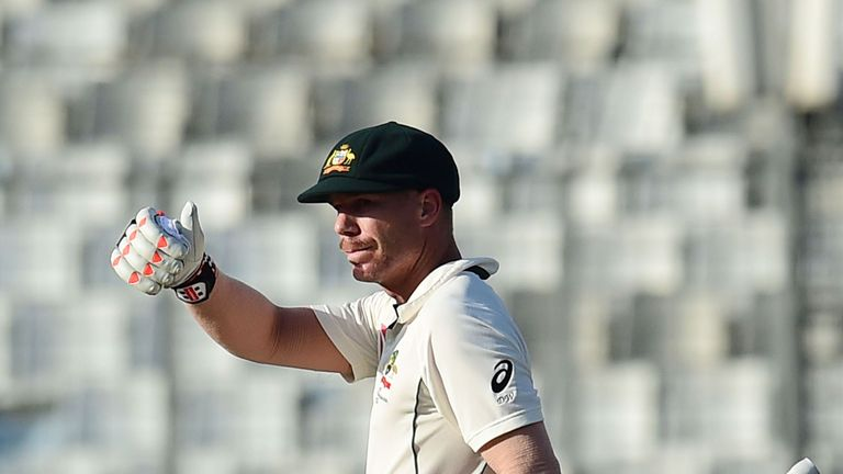 Warner revealed the incident involving him and Joe Root in 2013 was a real turning point for his career