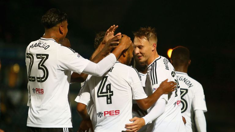 Fulham have been tipped for the title by our stats-based Sky Sports predictor after the first round of matches