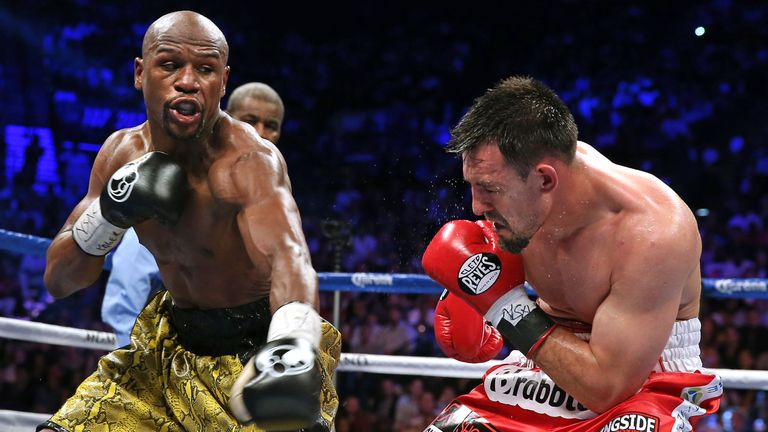 Robert Guerrero's career continued on a downward spiral following Mayweather defeat