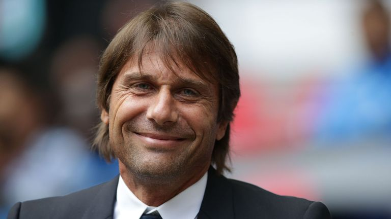 Conte admitted his team got a significant boost from playing at Wembley