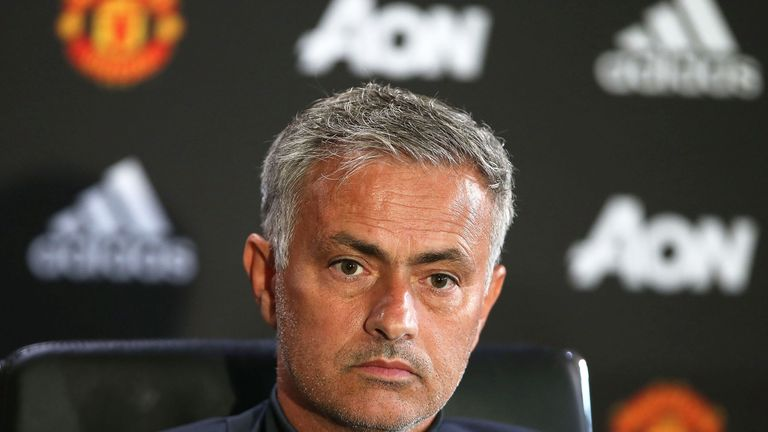 Jose Mourinho said in August that he wanted the window to close earlier
