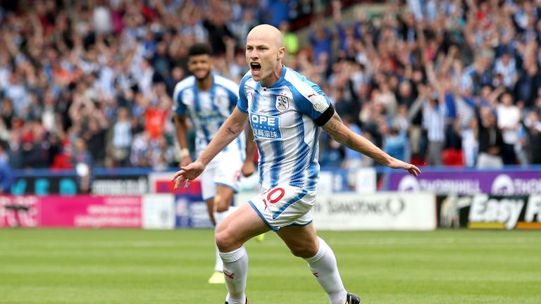 Aaron Mooy scored a superb winner against Newcastle
