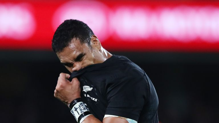 Jerome Kaino will miss the live Sky Sports game on Saturday against Australia