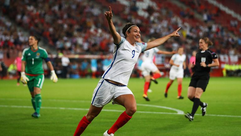 England will bid for 2021 European Women's Championship