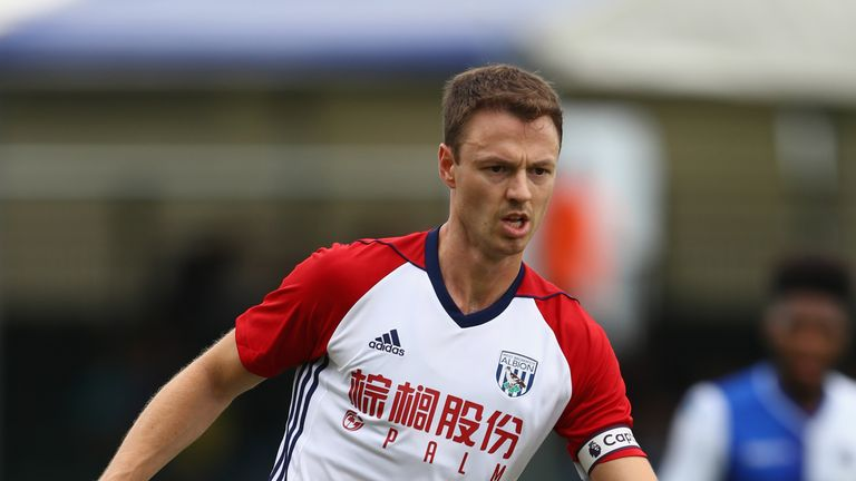 Evans' future could be decided while he is on international duty with Northern Ireland