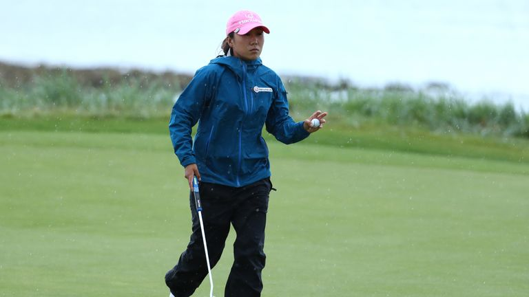 In-Kyung Kim gained her major redemption