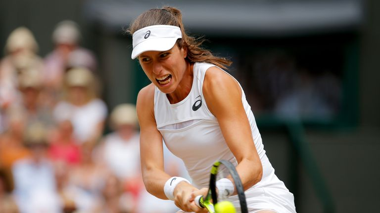 Johanna Konta lost her way after a dominant start in Canada