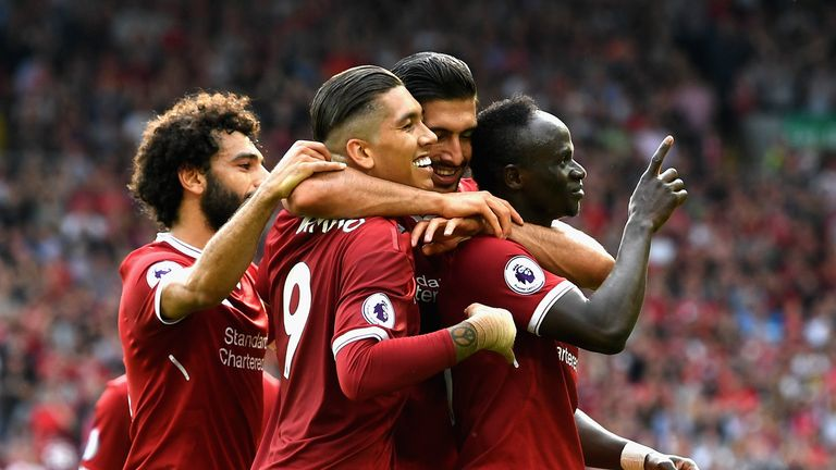Sadio Mane soared to No 4 in the Power Rankings this week