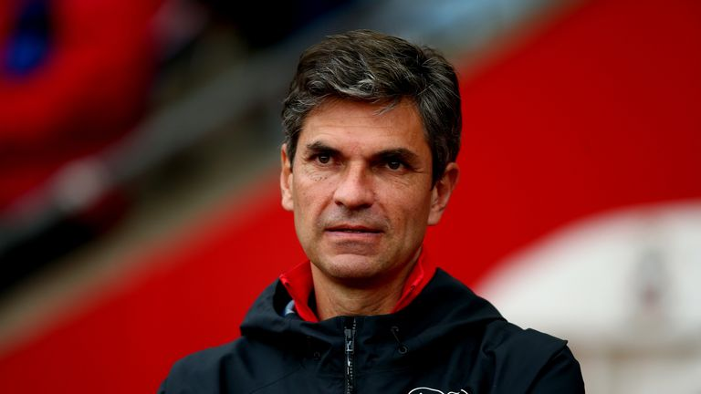 Mauricio Pellegrino decided with Van Dijk that he was not in the mind-frame to play in pre-season