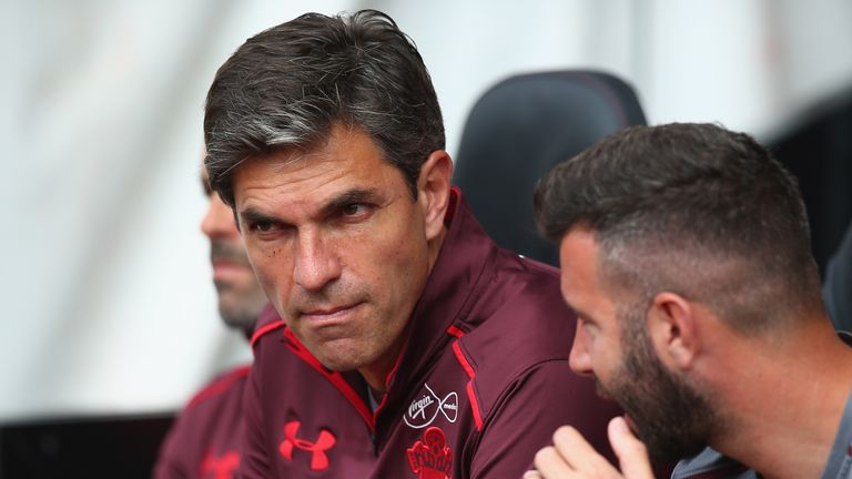 Will Mauricio Pellegrino be given the chance to reintegrate Virgil van Dijk at Southampton?