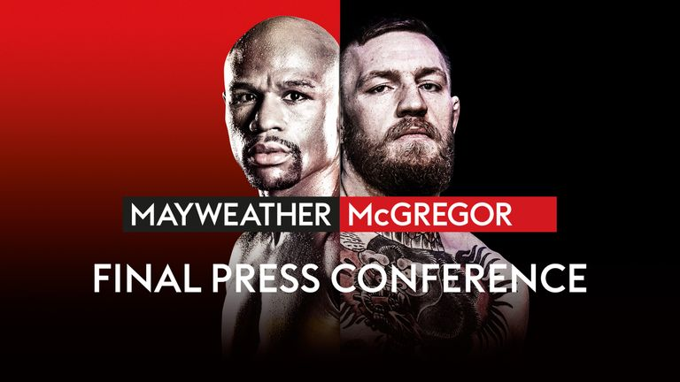Mayweather vs Mcgregor Odds