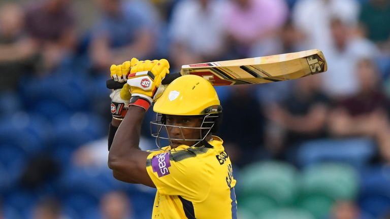 Michael Carberry has joined Leicestershire on loan for the remainder of the County Championship season