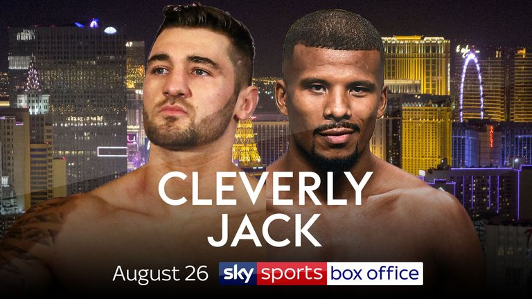Nathan Cleverly defends his world title against Badou Jack