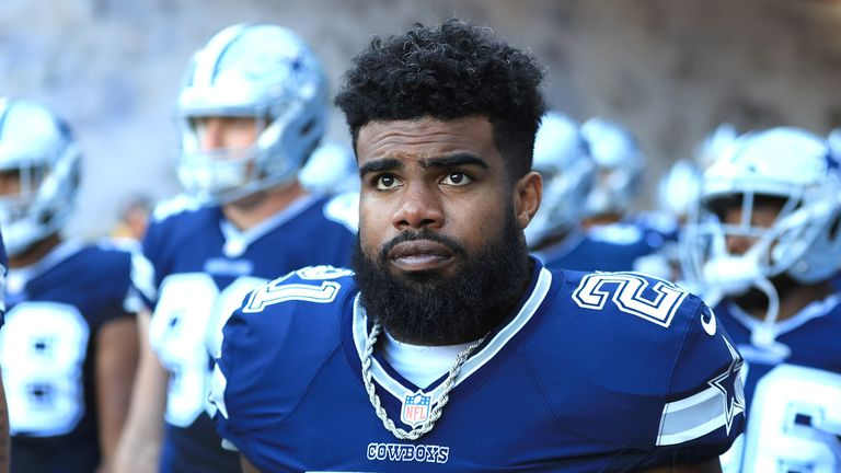 Elliott has had a court appeal to block a six-game ban overturned by a judge