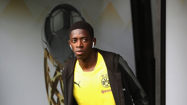 Dortmund boss Bosz: 'No idea' how Ousmane Dembele saga will end