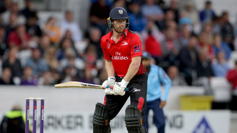 Paul Collingwood scored 88 and secured a run out in Durham's win over Yorkshire