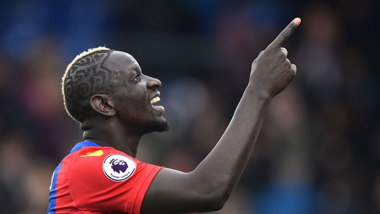 Liverpool finally accept Palace offer for Mamadou Sakho
