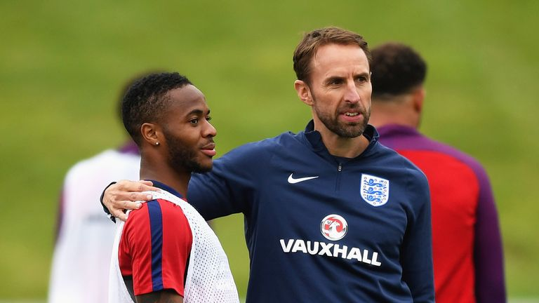 Raheem Sterling must stand up and be counted on England duty, says Pep Guardiola