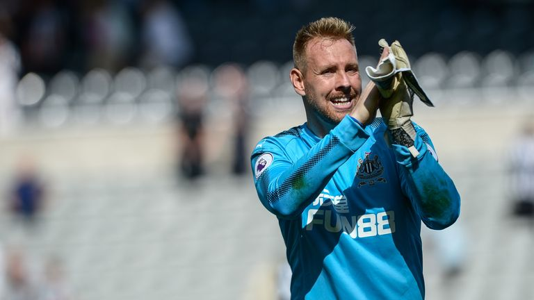 Rob Elliot believes Newcastle are being written off too early