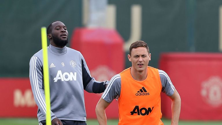New siginings Romelu Lukaku and Nemanja Matic have impressed for United this term