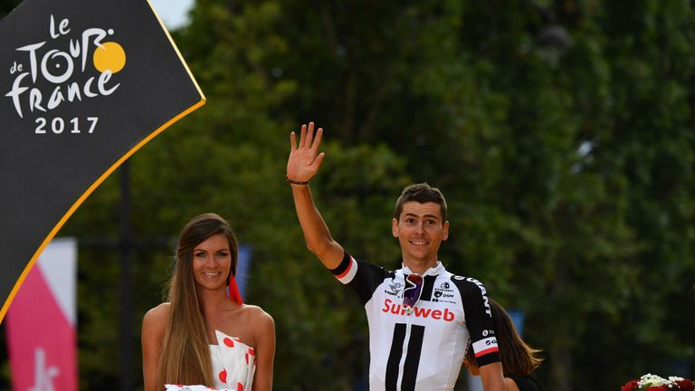 Vuelta a Espana 2017: Warren Barguil ejected by Team Sunweb